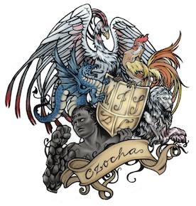 Das Logo des Live Rollenspiels College of Wizardry