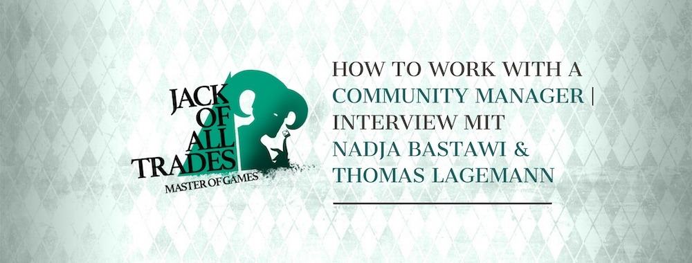Header: How to work with a Community Manager